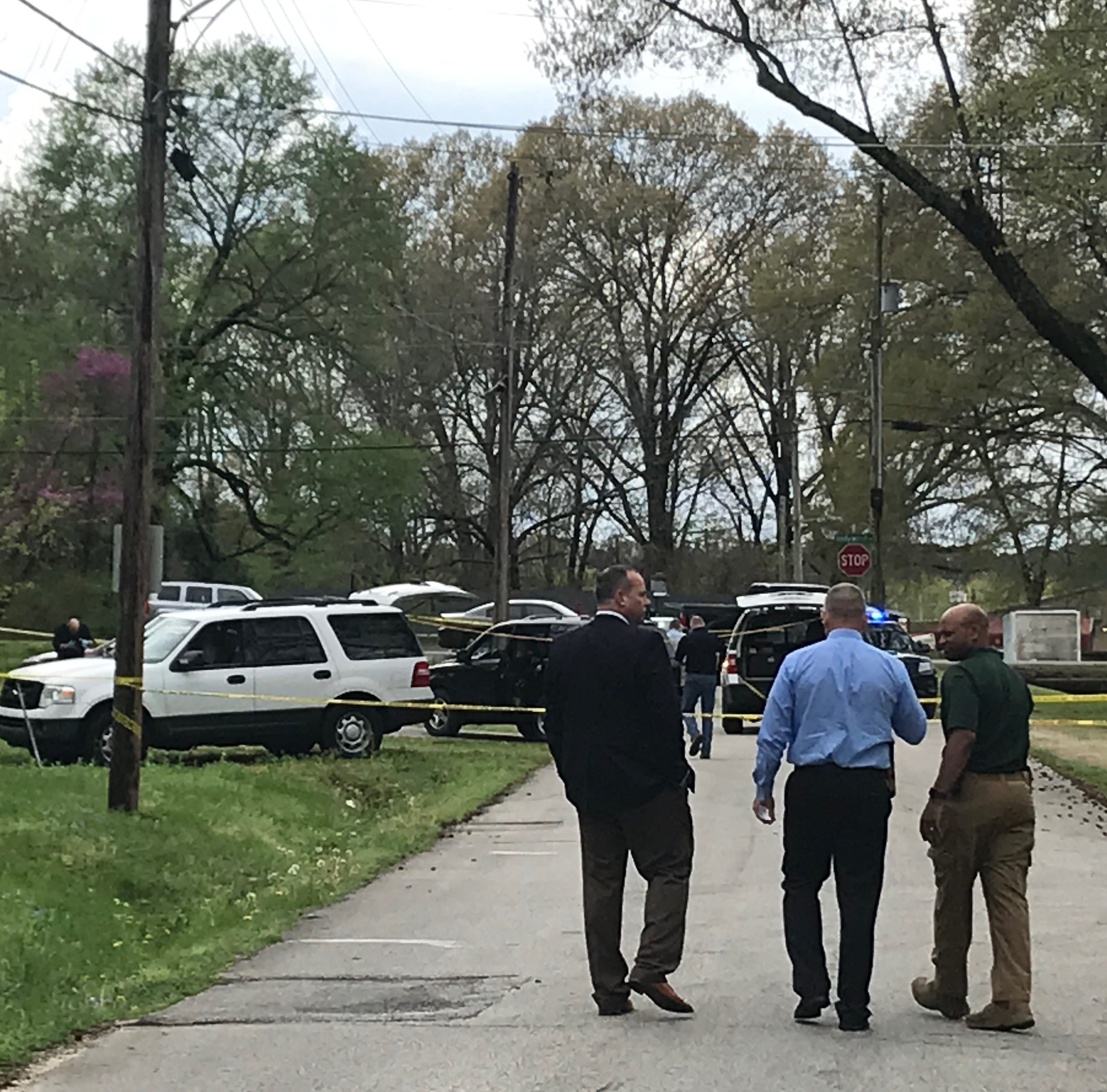 Jackson police confirm one killed, one in custody after Monday shooting
