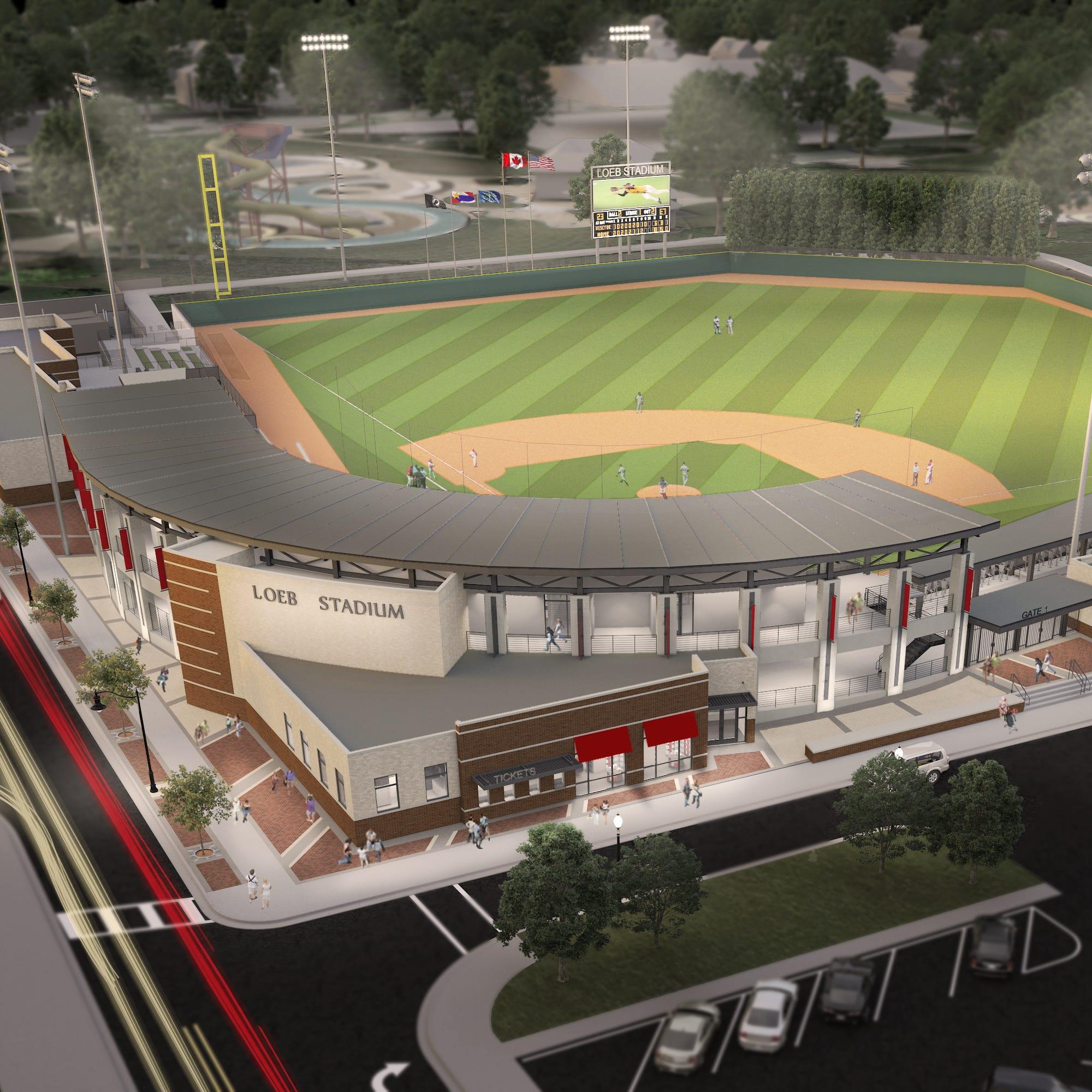 Loeb Stadium project bids revealed