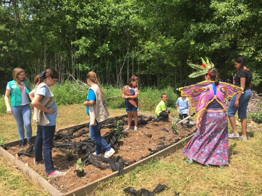 Fête de la Nature Saturday allows for children and families to celebrate nature by planting a meadow, food workshops and planting an heirloom vegetable garden.