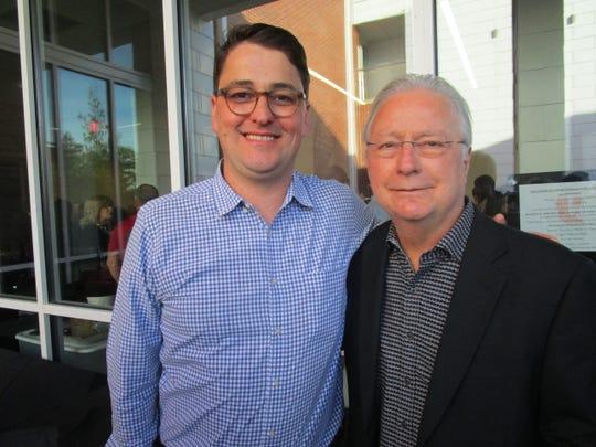 Gus Rezende and Robert Daigle