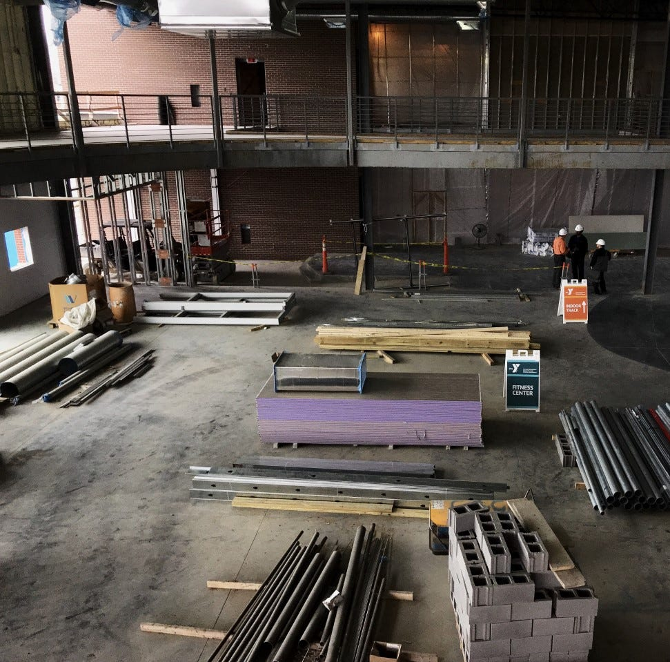 The new YMCA in west Louisville will be much more than a fitness center