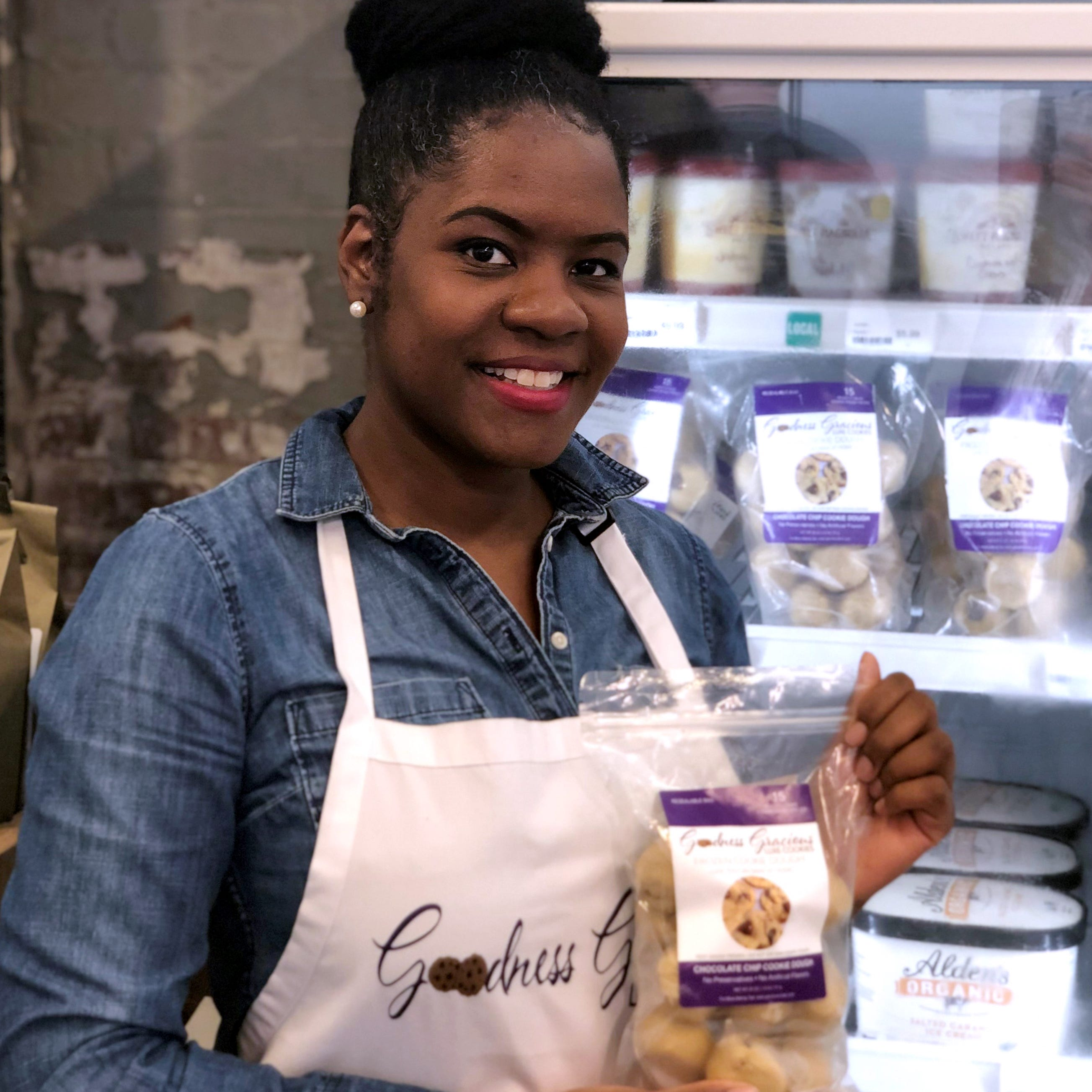 Memphis baker launches line of ready-to-bake frozen cookie dough