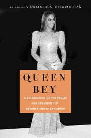 """""""Queen Bey: A Celebration of the Power and Creativity of Beyoncé Knowles-Carter,"""" edited by Veronica Chambers."""