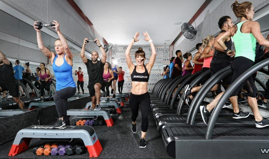 The Shred415 location in Milwaukee will offer a free hourlong fitness class beginning at 4:14 p.m. on Milwaukee Day Sunday.