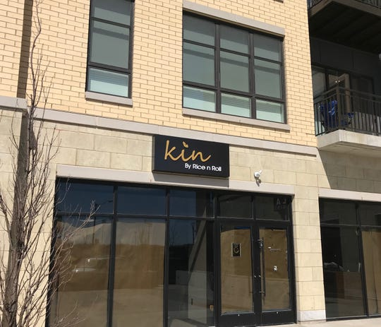 Kin, serving sushi and Thai and Japanese dishes, will be in first-floor retail space at State Street Station apartments in Wauwatosa.