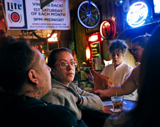 Mamie's, 3300 W. National Ave., is a neighborhood bar with the possible exception of Friday blues night when the place fills with people from all over.