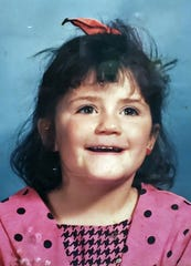 Kristy Kirton was 6 years old when she fell through thin ice on Wallace Lake near West Bend and died in December 1992.