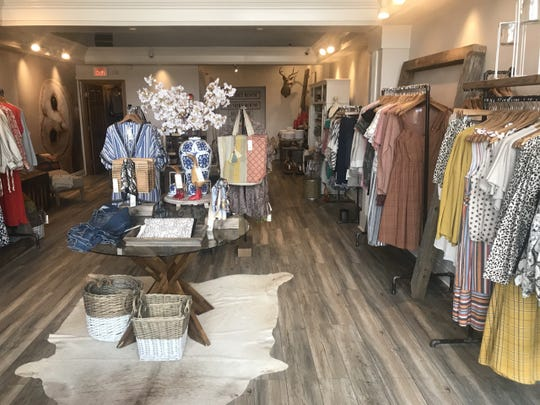 Homebody, an Oconomowoc boutique, opened in late March.