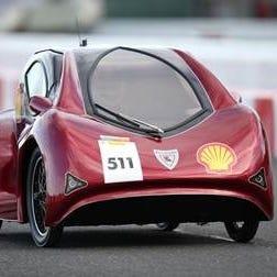 LA Tech EcoCar wins vehicle design, communications awards