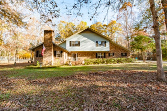 One Blue Ridge home is for sale for $225,000 and offers four bedrooms and two and a half bathrooms within 2,720 square feet of living space.