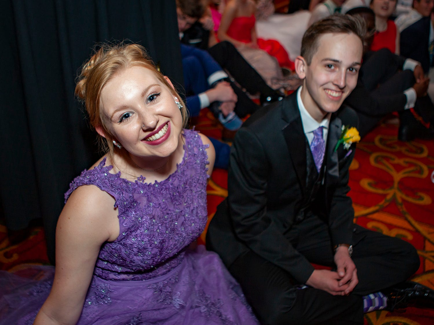 Central Magnet School held its prom Saturday, April 6 at Embassy Suites in Murfreesboro.