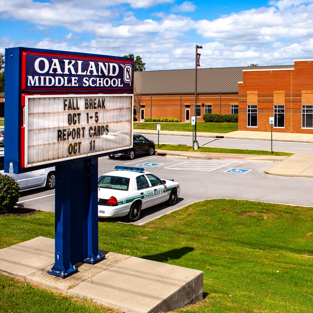 County schools: All clear after Oakland Middle School was placed on code red