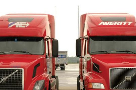 Averitt Express has lost its main contract with Nissan but continues to provide services for the automobile factory.