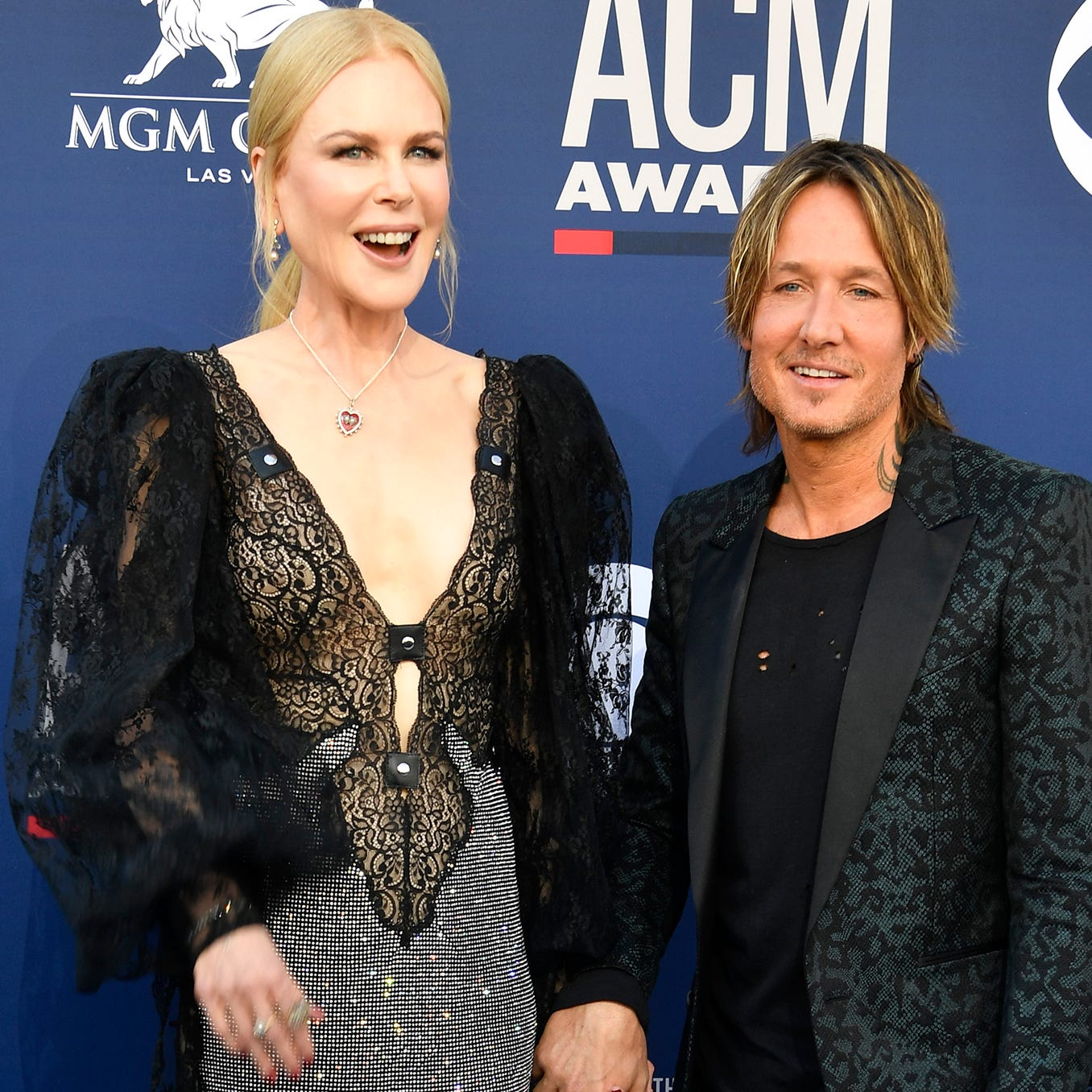 ACM Awards: Keith Urban unveils new 'Burden,' says song 'stopped him in his tracks'