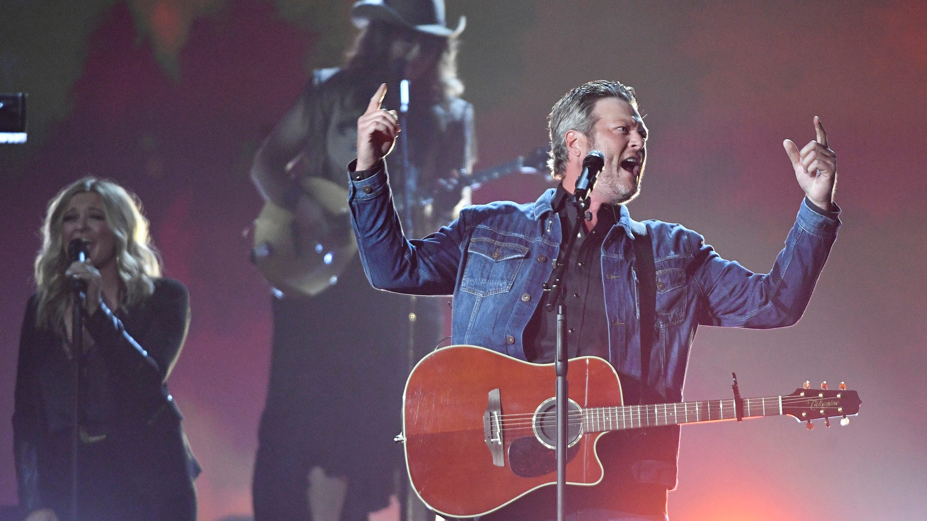 Country music stars release slate of popular God songs