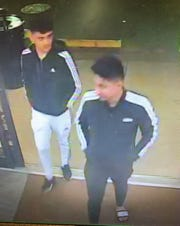 Suspects in a Dickson bank ATM skimmer operation.