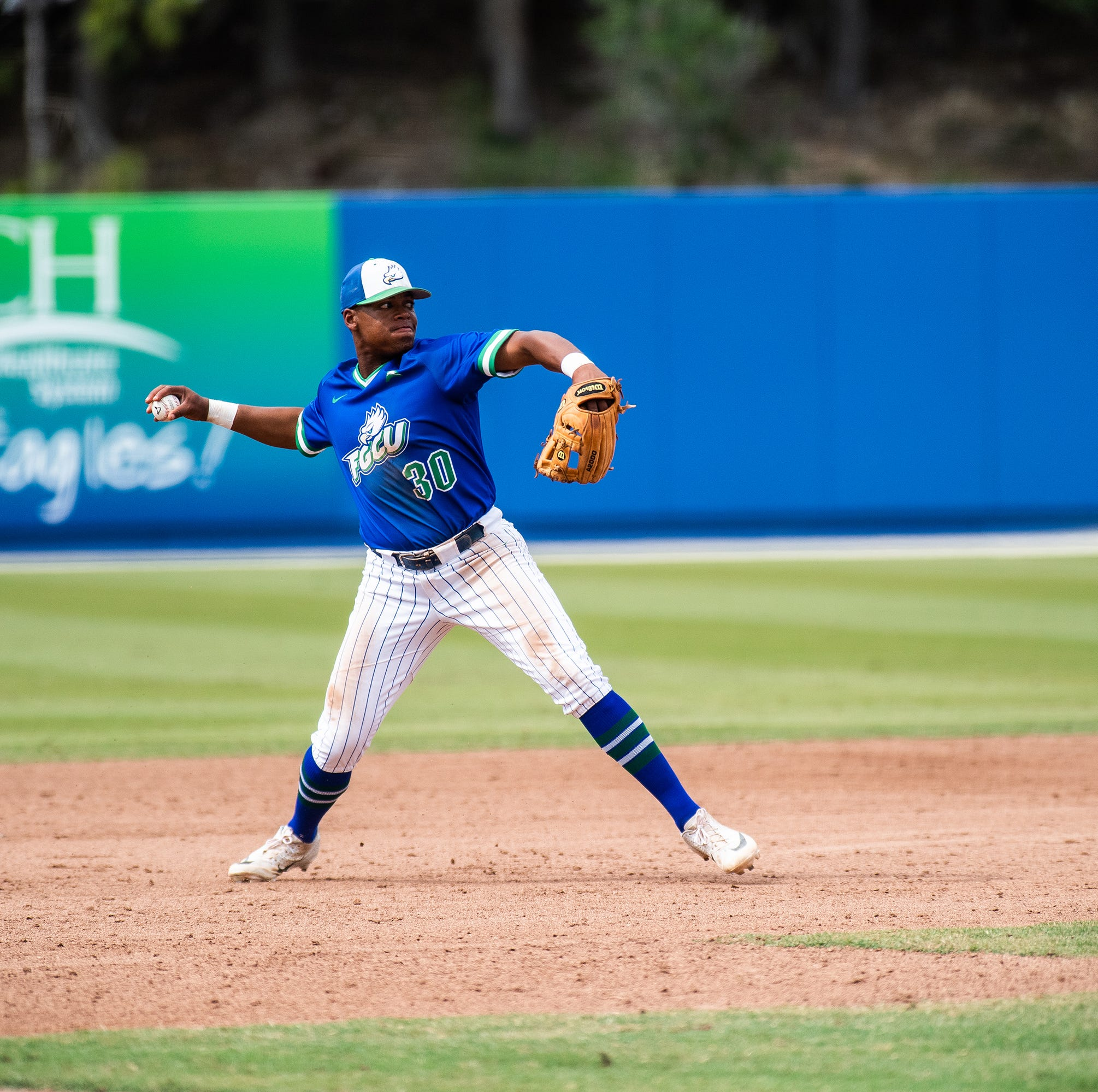College baseball: Two years after quitting, FGCU's Jay Hayes leading Eagles against Miami