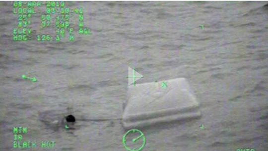 Three Florida men were rescued early Monday morning after their fishing boat sank 90 miles west of Naples and they spent two hours in the water, according to the U.S. Coast Guard.