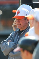 Bob Lauterhahn has been a staple on the William Paterson University baseball coaching staff.