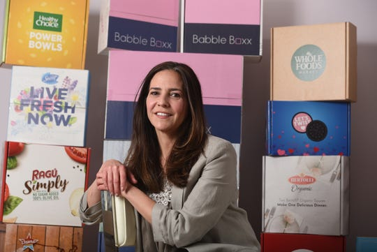 Sherri Langburt, founder and CEO of Babbleboxx  in South Orange, created her company to place products in the hands of social media influencers guaranteed to share brands' messages across various social media channels.