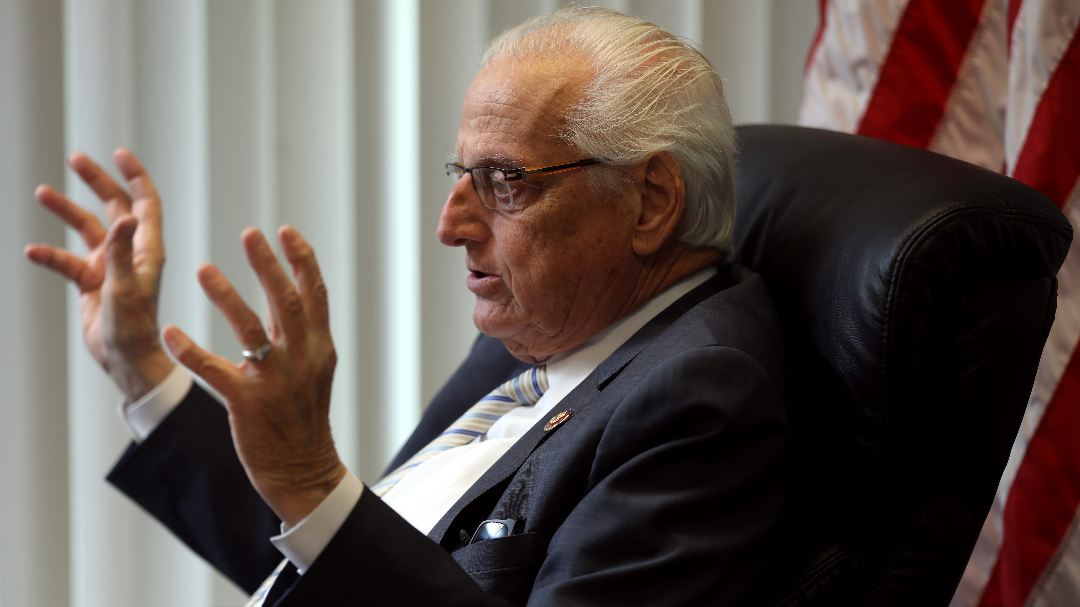 As Trump keeps tax return under wraps, Pascrell turns up the heat