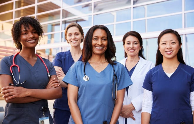 Nursing is an in-demand profession that is predicted to grow in the coming years.