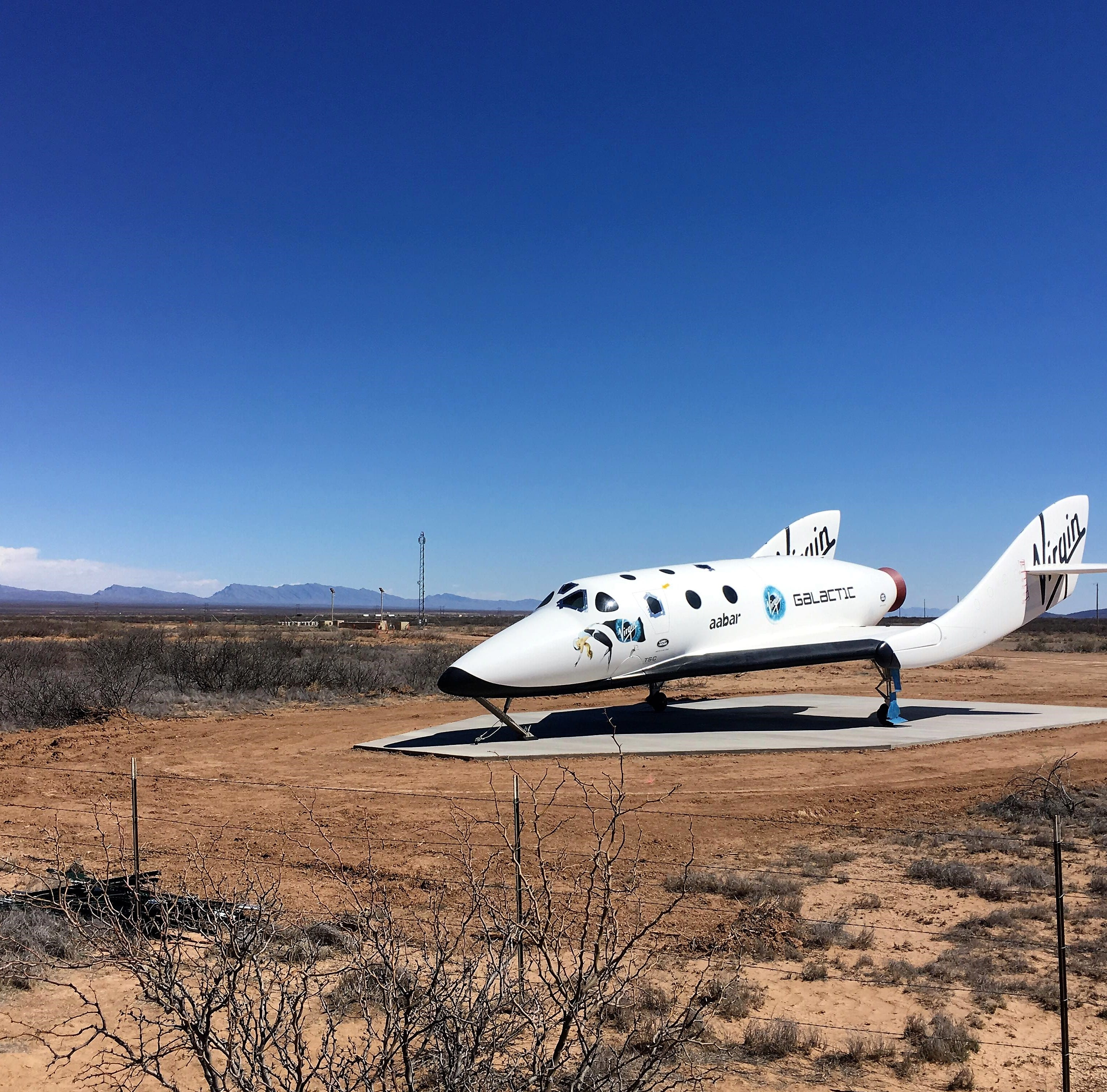 Virgin Galactic envisions 'network of spaceports' as commercial space flight approaches