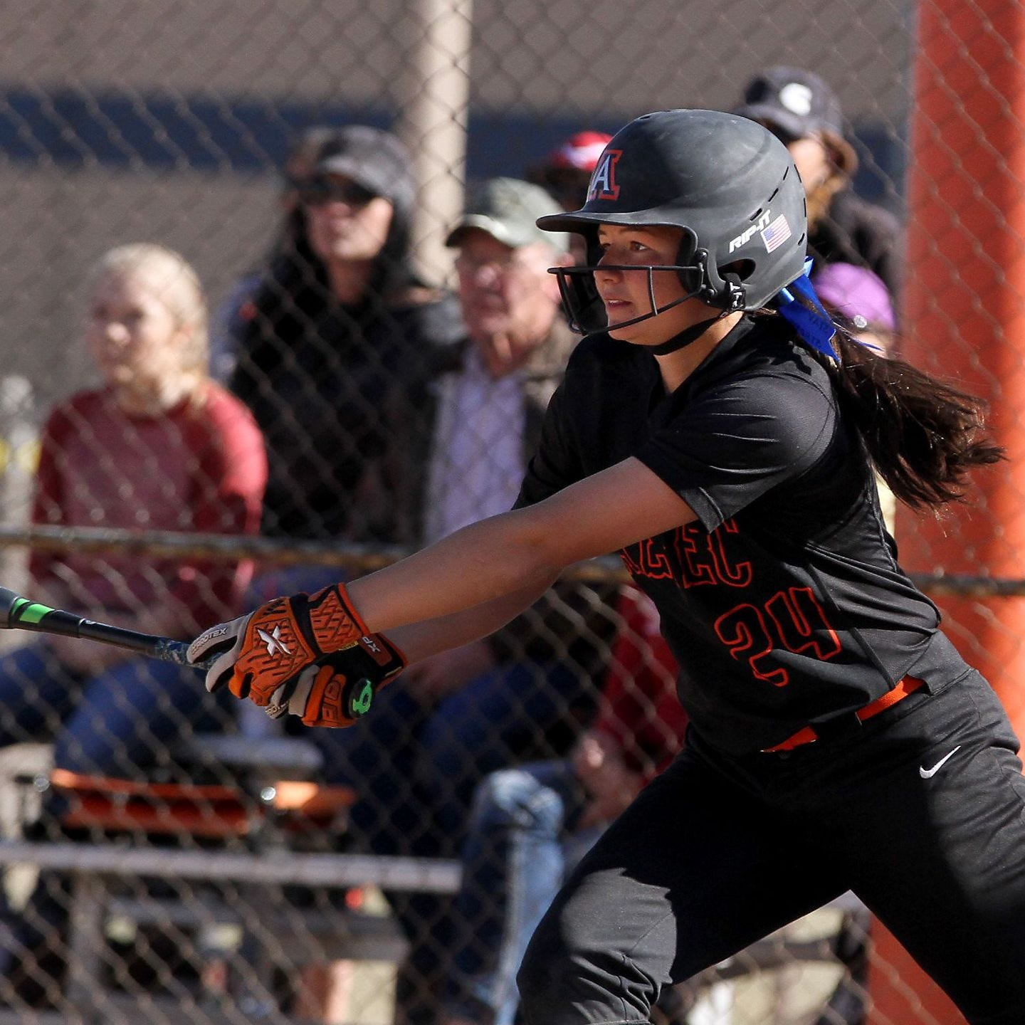 Jocelyn Ulrich keeps evolving as a power hitter