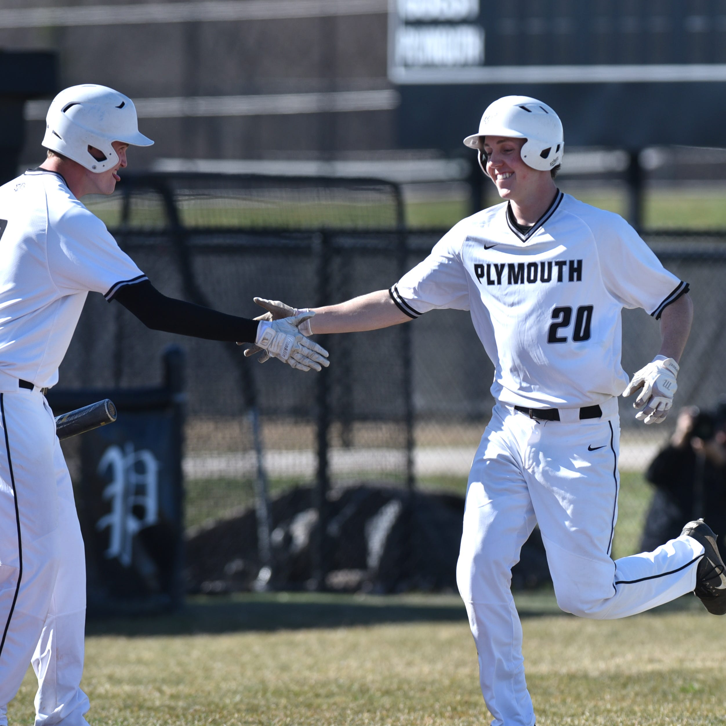 Plymouth baseball crushes Northville in KLAA showdown