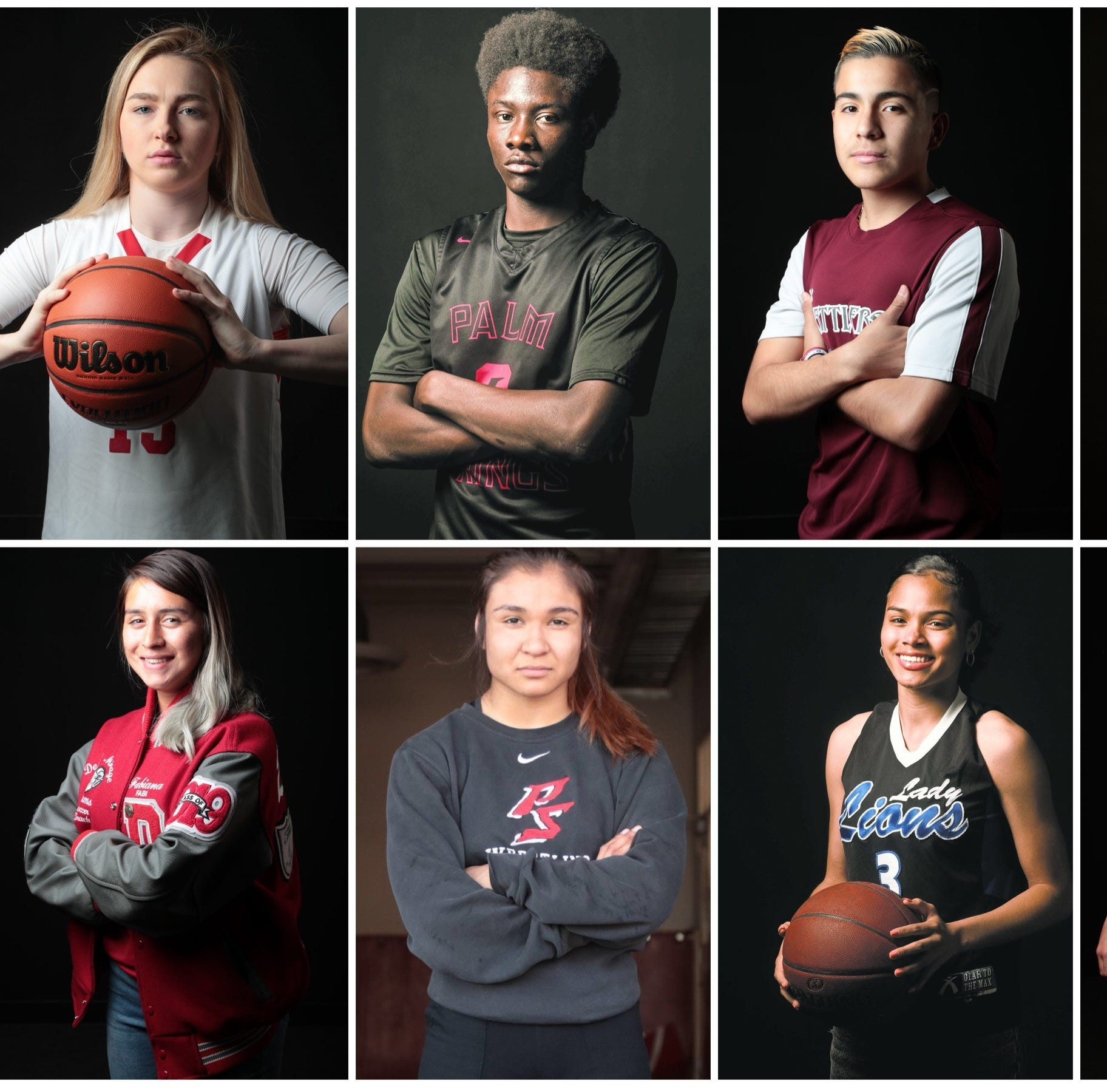 The Elite Eight: Meet the top athletes from the best winter sports season the desert has ever seen