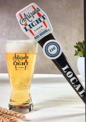Arizona Light, a new lager from Huss Brewing, has 110 calories and 4% alcohol by volume.