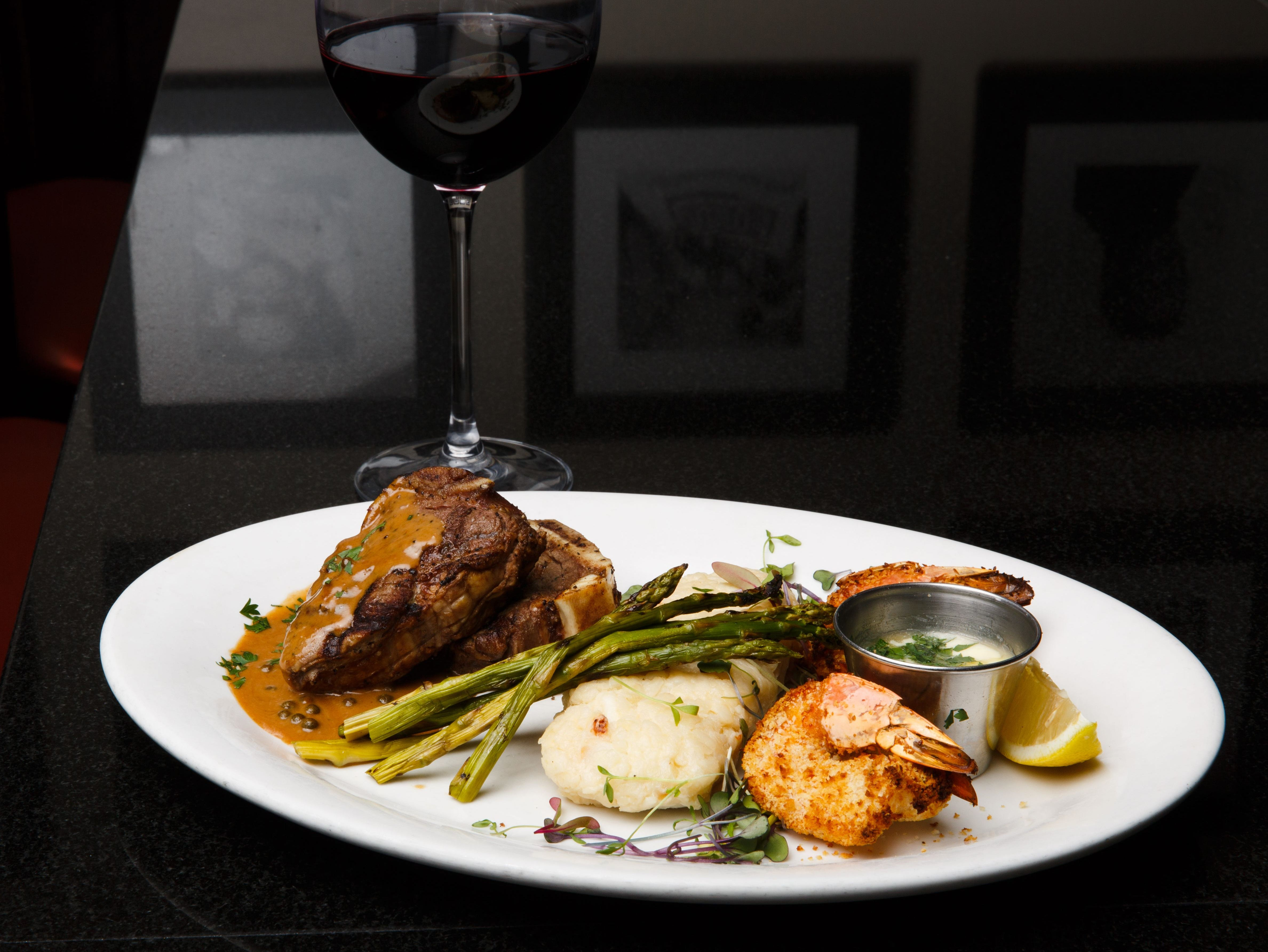 WILD HORSE PASS HOTEL & CASINO | Shula's Steak House will serve a three-course menu ($65) from 11 a.m.-8 p.m. that includes a scallop appetizer, rack of lamb and strawberry crisp. Fullhouse Café will serve a buffet ($30) from 9 a.m.-3 p.m. Walk-ins OK.DETAILS: 5040 Wild Horse Pass Blvd., Gila River Reservation. 800-946-4452, wingilariver.com/wild-horse-pass.