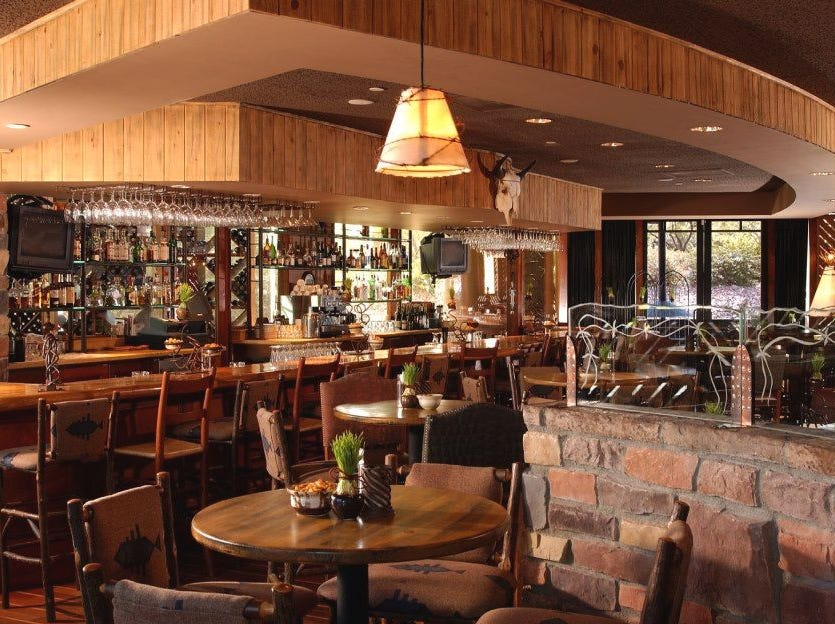 ROARING FORK | Enjoy a brunch buffet ($39) from 10 a.m.-2 p.m. includinga bread table, savory cold and hot item stations, ham and roast beef meat carving tables and desserts. Highlights include prime rib, vegetable migas, buttermilk fried chicken with green chile gravy, green chile macaroni and cheese,chocolate pancakes, huckleberry French toast and bread pudding. DETAILS: 4800 N. Scottsdale Road, Scottsdale, 480-947-0795, roaringfork.com.