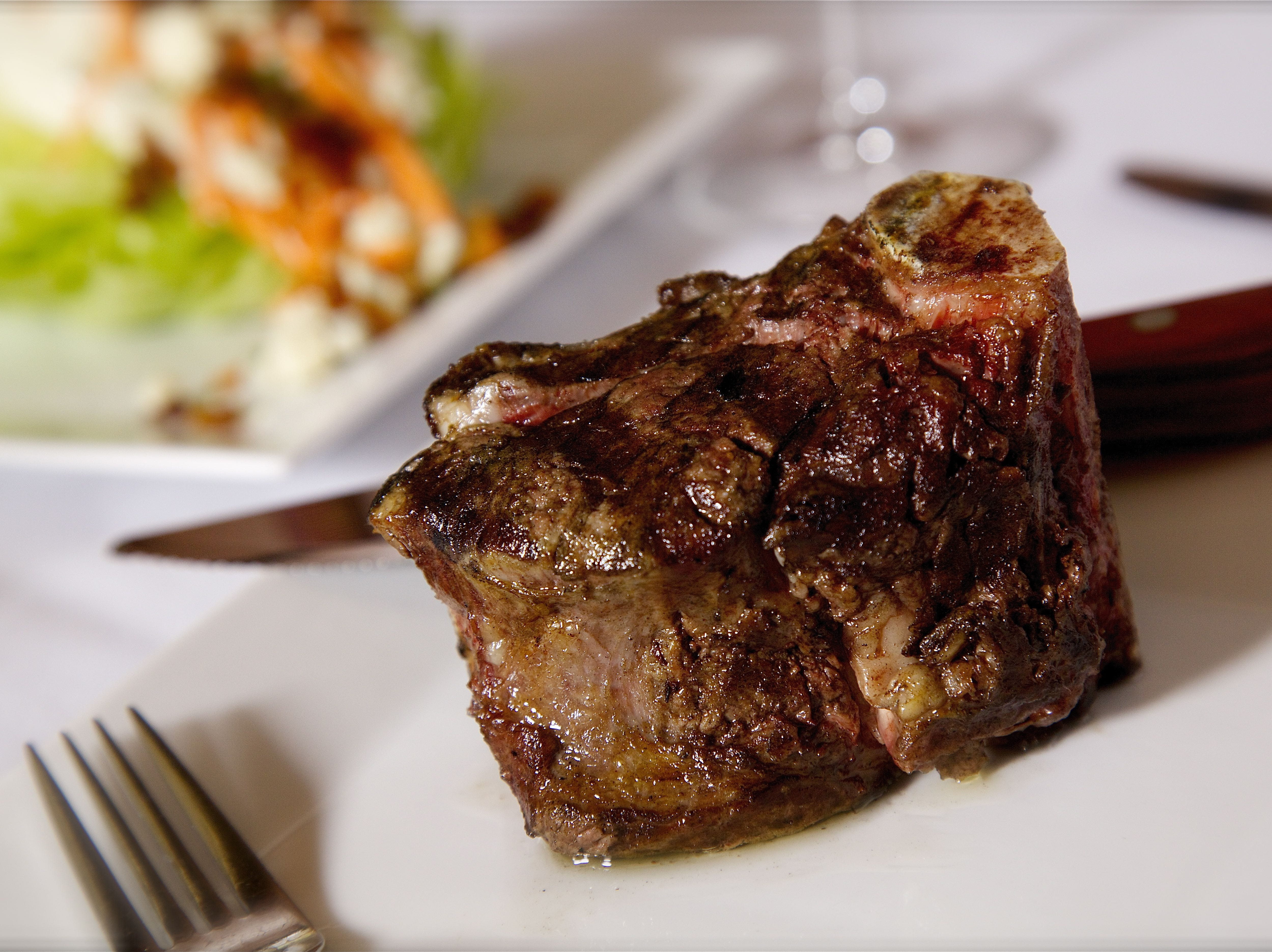 KEELER'S NEIGHBORHOOD STEAKHOUSE: From 10 a.m.-2 p.m., a buffet ($49, $12 additional for bottomless bloody marys and mimosas, $19 for ages 10 and younger) offers selections such as prime rib carving and slider stations, shrimp cocktail, pancakes, green chile pork chilaquiles, lobster bruschetta and other breakfast and lunch favorites. From 5-8 p.m., a three-course menu ($70) will feature a choice of starter and dessert, with entrée options including pan-seared half rack of lamb, a 12-ounce prime filet mignon, twin lobster tails and pan seared sea bass, all served with sides.DETAILS: 7212 E. Ho Hum Road, Carefree. 602-374-4784, keelerssteakhouse.com.