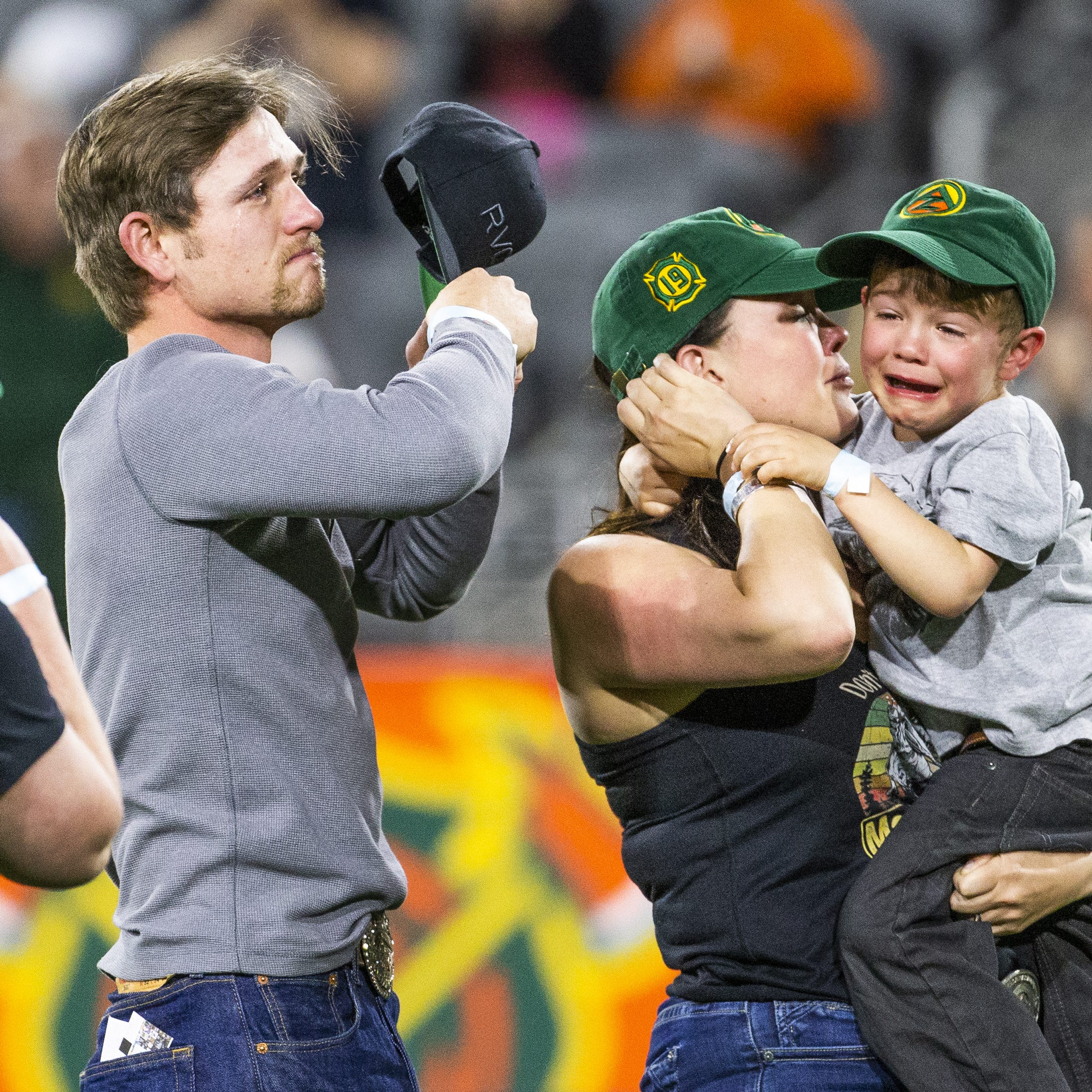 The inside story of how the AAF honored the Granite Mountain Hotshots in Arizona