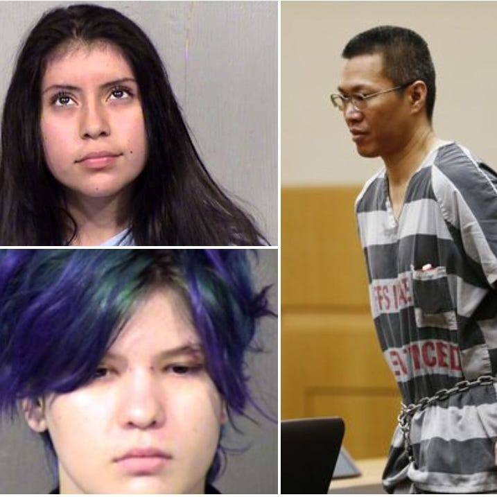 These Arizona teenagers have been accused of committing murder