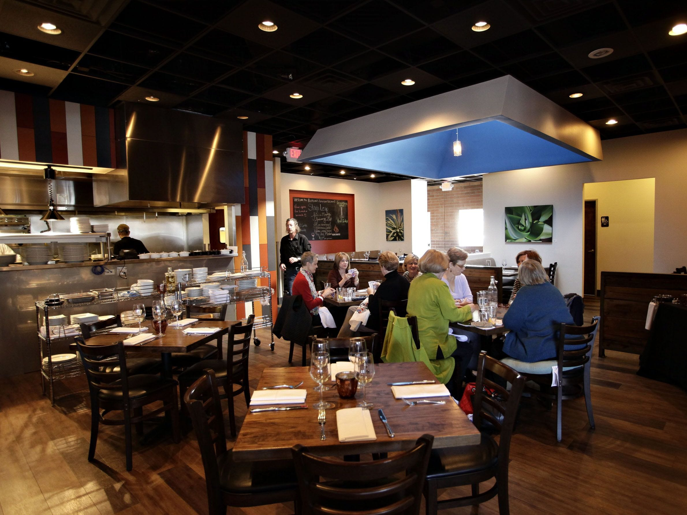 RUSCONI'S AMERICAN KITCHEN | From 10 a.m.-3 p.m. a three-course brunch ($59) includes options such as chilled carrot and apple soup, Arizona desert sweet shrimp and spring tomato salad, cast iron short rib hash, pan-roasted California halibut with spring pea risotto, and dark chocolate budino. DETAILS: 10637 N. Tatum Blvd., Phoenix. 480-483-0009, rusconiskitchen.com