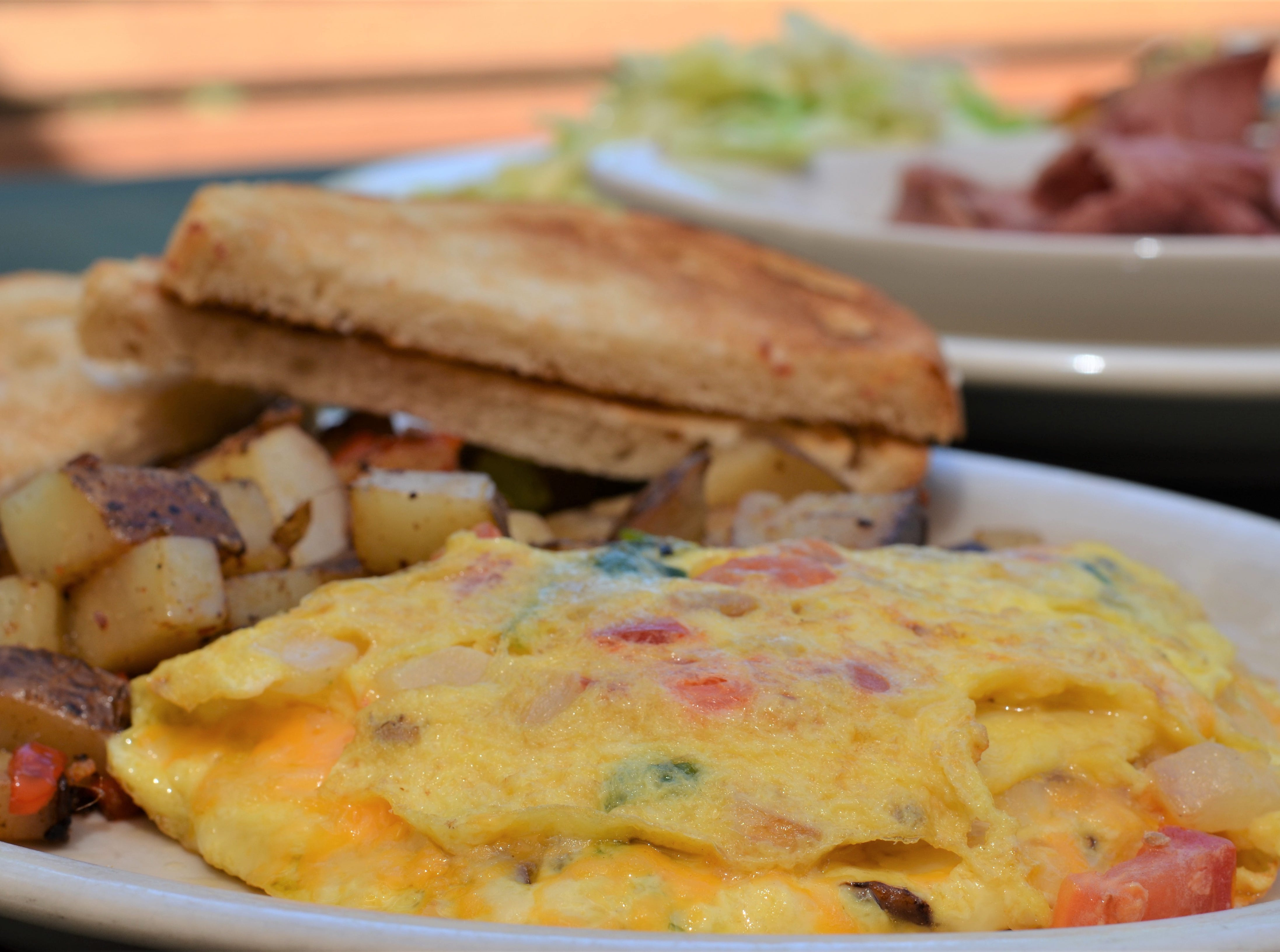 PADRE MURPHY'S | A buffet ($24.50, $7.99 for ages 12 and younger) will feature made-to-order omelets, banana-stuffed French toast, cheese, hot side dishes, baked ham, chicken Marsala, blackened salmon and homemade desserts. Reservations required. DETAILS: 4338 W. Bell Road, Glendale, 602-547-9406, padremurphys.com.