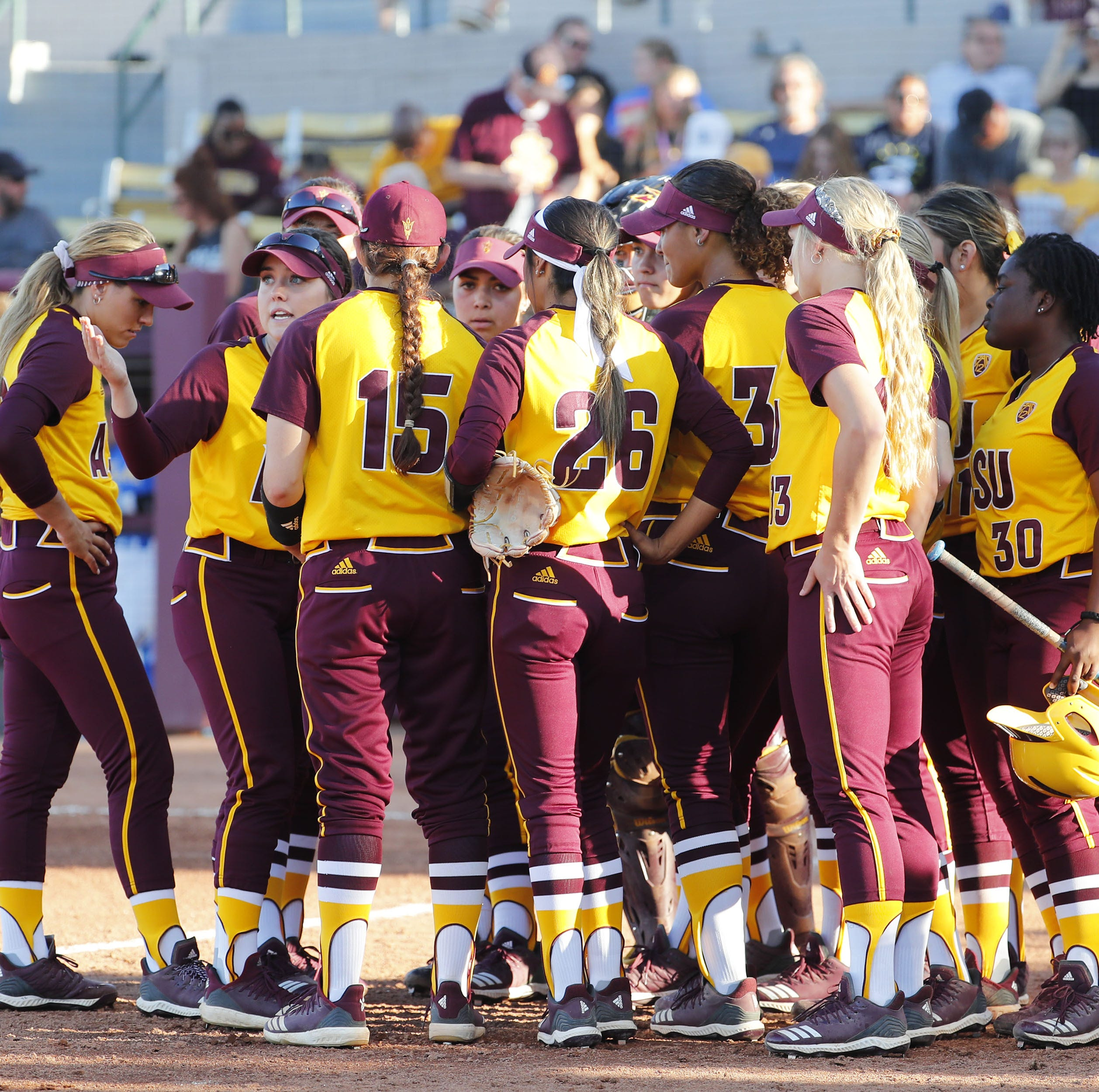 ASU softball's season ends with loss to Alabama in NCAA Tournament regional