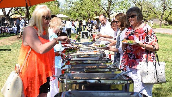 Easter Bunch 2019 Metro Phoenix Restaurants Buffets Prix Fixe Menus