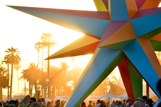 El Festival de Coachella se ha convertido en uno de los eventos de música y arte más reconocidos en EEUU.