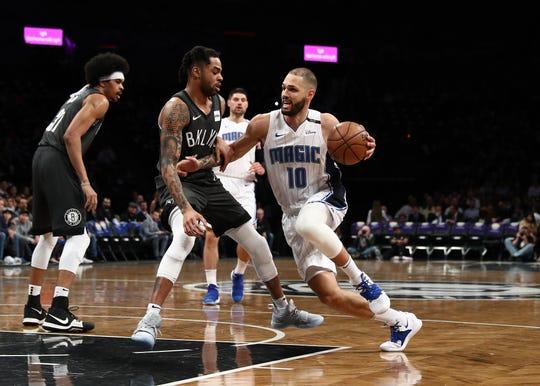 El Orlando Magic y los Brooklyn Nets ya amarraron su boleto a la fiesta grande de la NBA.