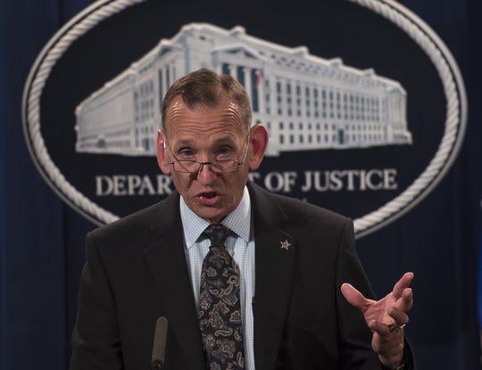 Randolph Alles renuncia a la dirección del servicio secreto de EEUU.