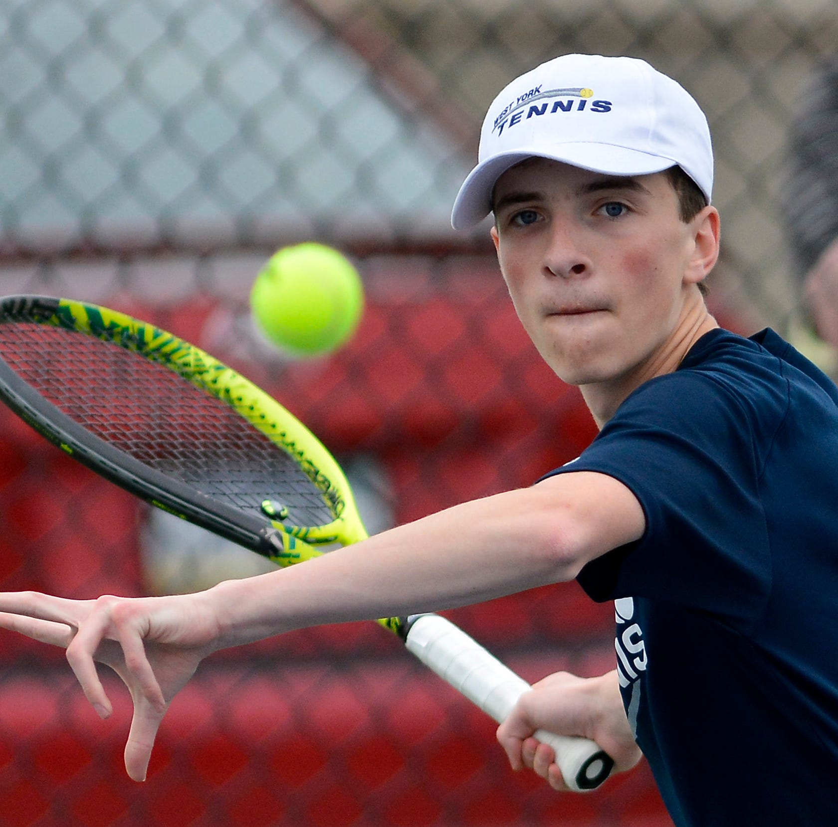 West York High boys' tennis program eyes its first championship in more than 50 years