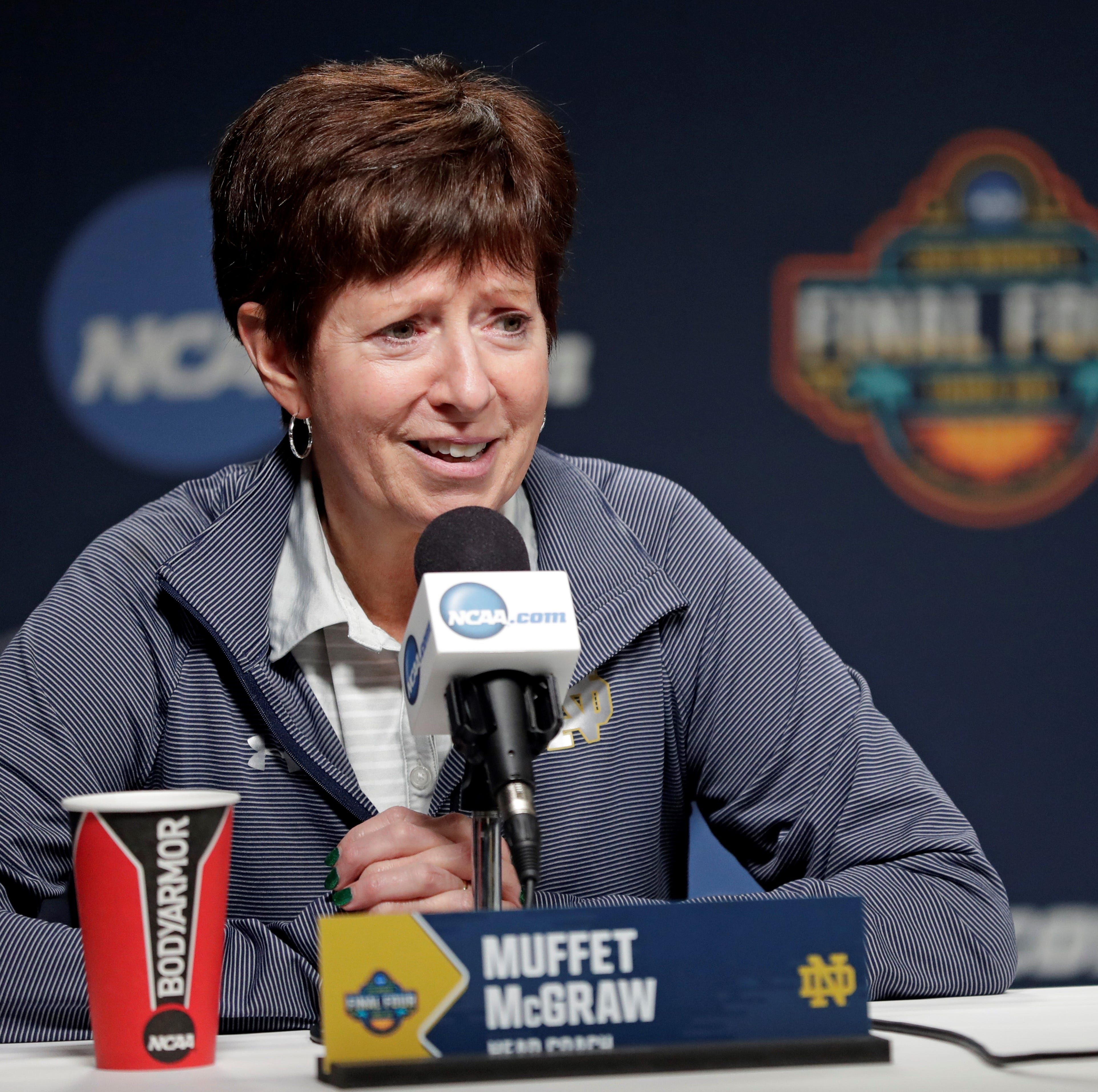 EDITORIAL: Notre Dame women's basketball coach Muffet McGraw loses game, gains our respect