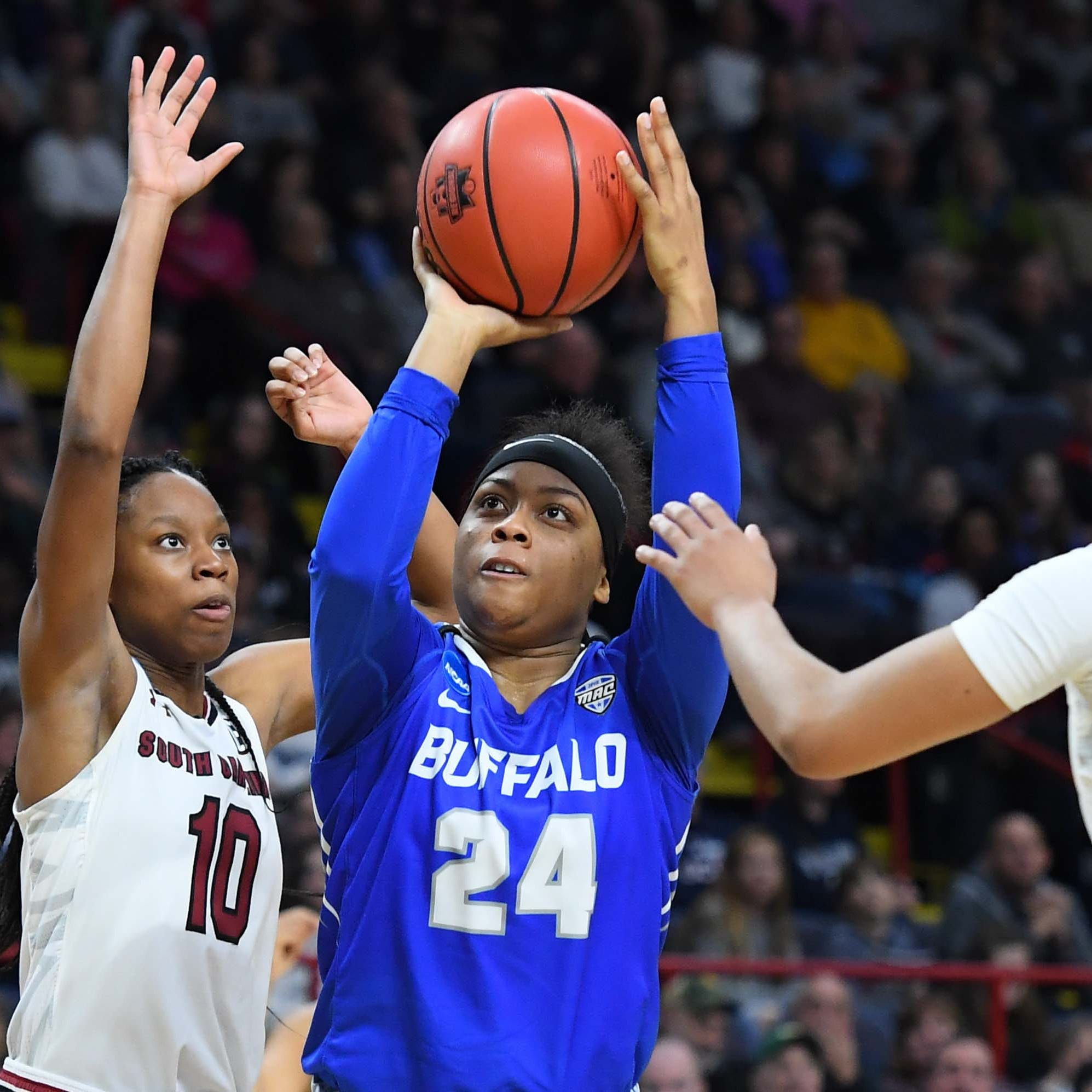 The WNBA Draft is Wednesday night, which team will select Gates Chili's Cierra Dillard?