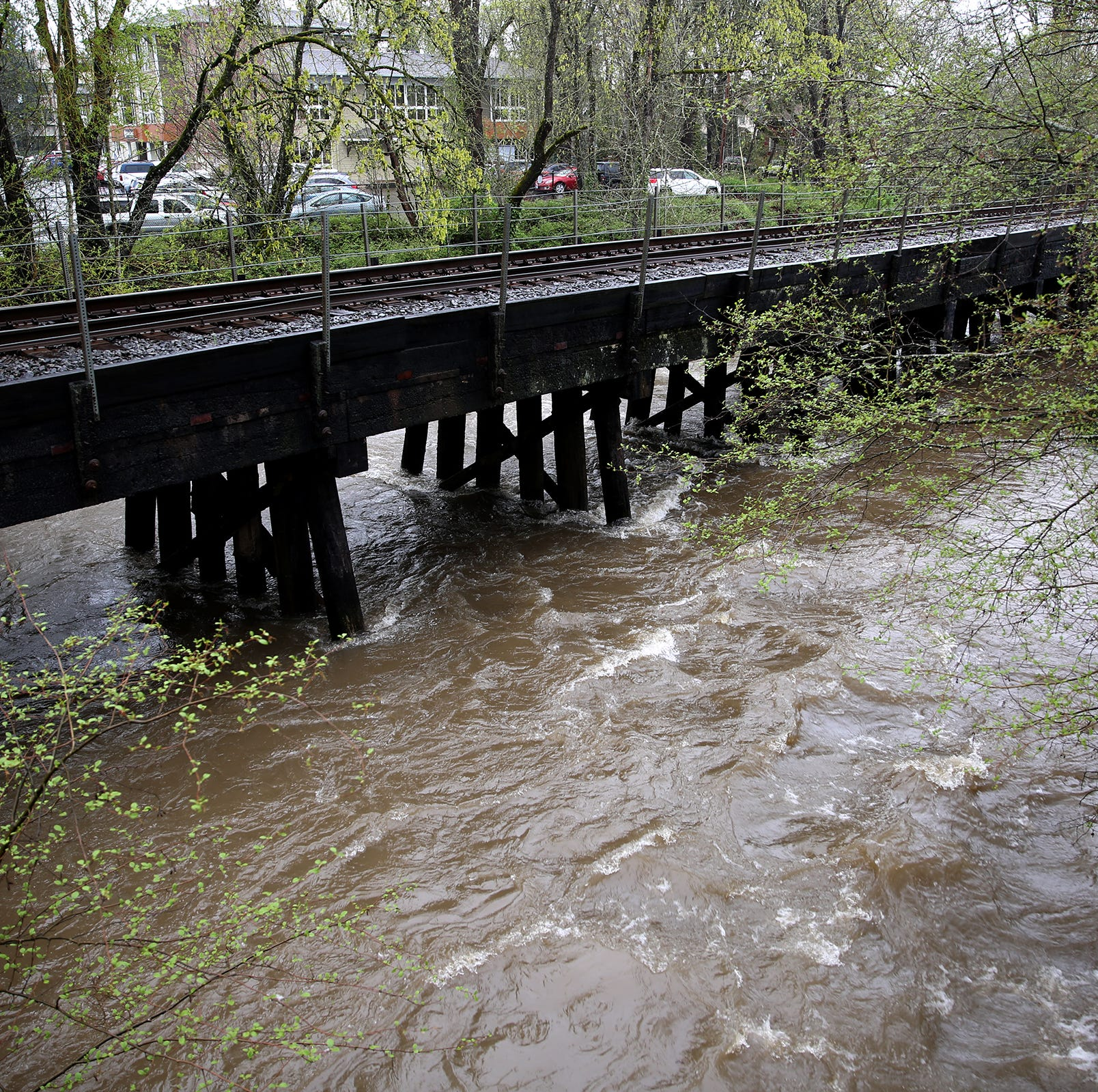 Salem prepares for high river levels on Willamette after evacuations in Eugene
