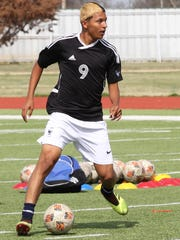 Lake View High School senior Daniel Ramos was named the MVP of the 2019 All-District 4-4A Boys Soccer Team.