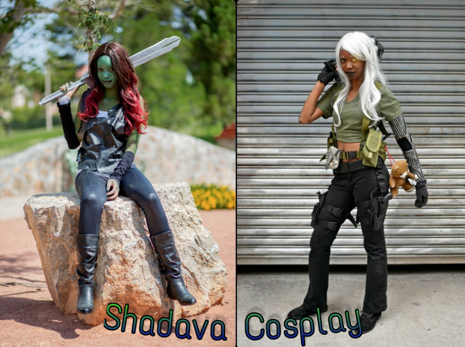 Shadava Cosplay will be at the Eastern Shore Comicon in Cheriton, Virginia on Saturday, April 20, 2019.