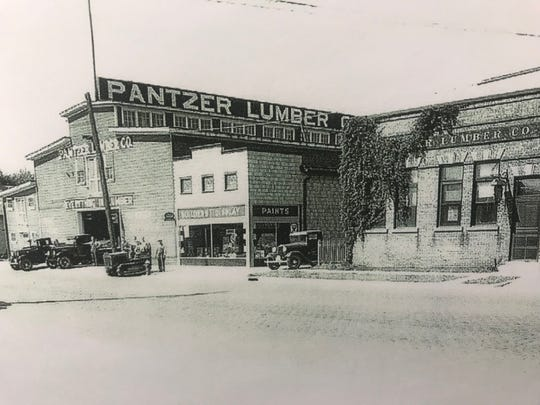 The Richardson Lumber site has been lumber companies since the early 1900s. One of these companies was Pantzer Lumber.